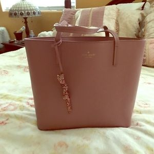 Kate Spade tote leather handbag